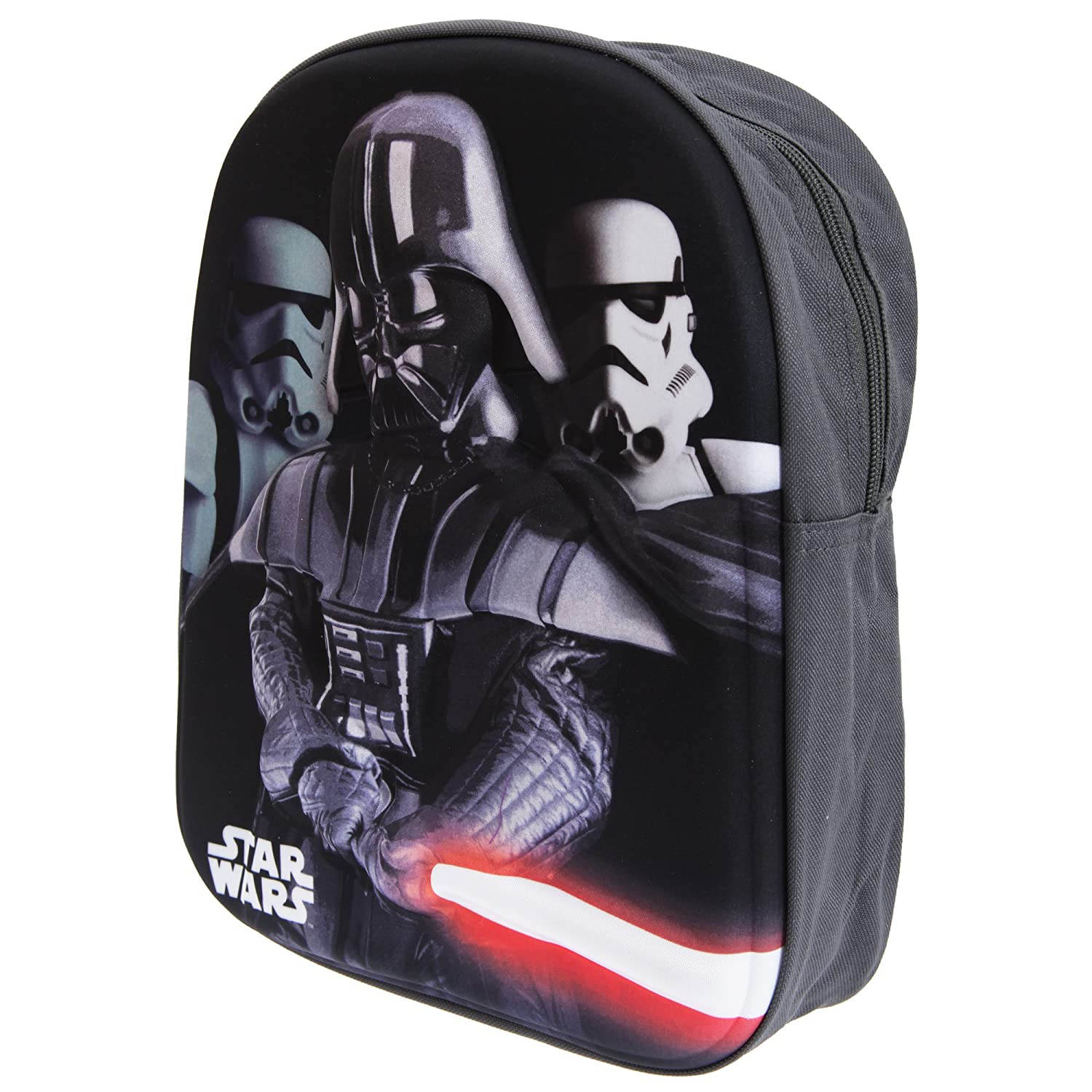 (One size, Black) - Star Wars Childrens/Kids Official Darth Vader Backpack/Rucksack   B014FWFEDG