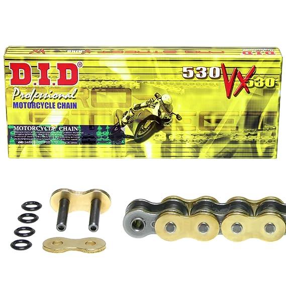 50 x 116 DID VX X-Ring Chain D.I.D. Yamaha FZS1000 Fazer 2005 530