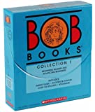 BOB Books COLLECTION 1 Box Set (BEGINNING READER AND ADVANCING BEGINNERS)