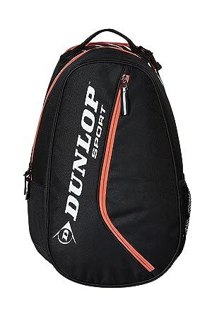 DUNLOP Club - Bolsa para Material de Tenis, Color Negro: Amazon.es: Deportes y aire libre