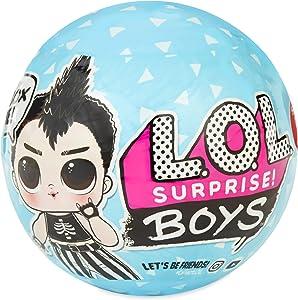 L.O.L. Surprise! Boys Series Doll with 7 Surprises
