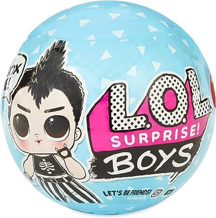 Amazon Com L O L Surprise Boys Series Doll With 7 Surprises