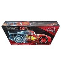 Disney Pixar Cars 3 Tech Touch Lightning McQueen Racing Vehicle Mattel Toy FBP12