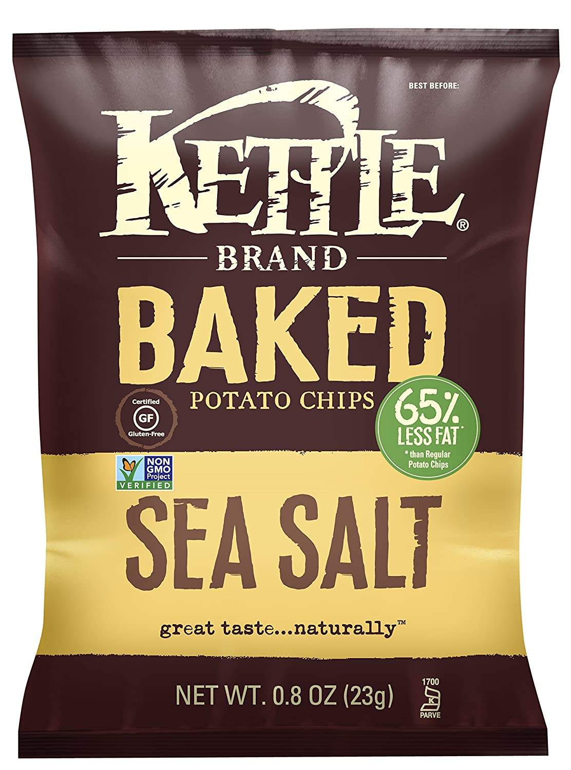 Amazon kettle brand baked potato chips sea salt 8 ounce amazon kettle brand baked potato chips sea salt 8 ouncepack of 72 ccuart Image collections