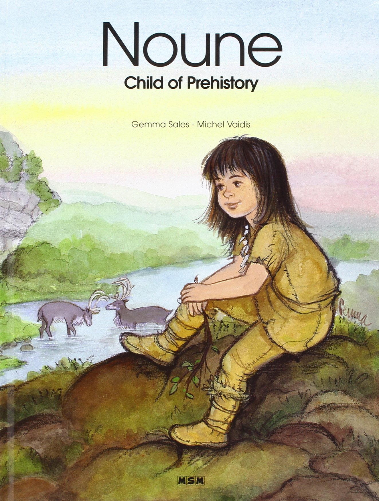 Download NOUNE Child of Prehistory PDF
