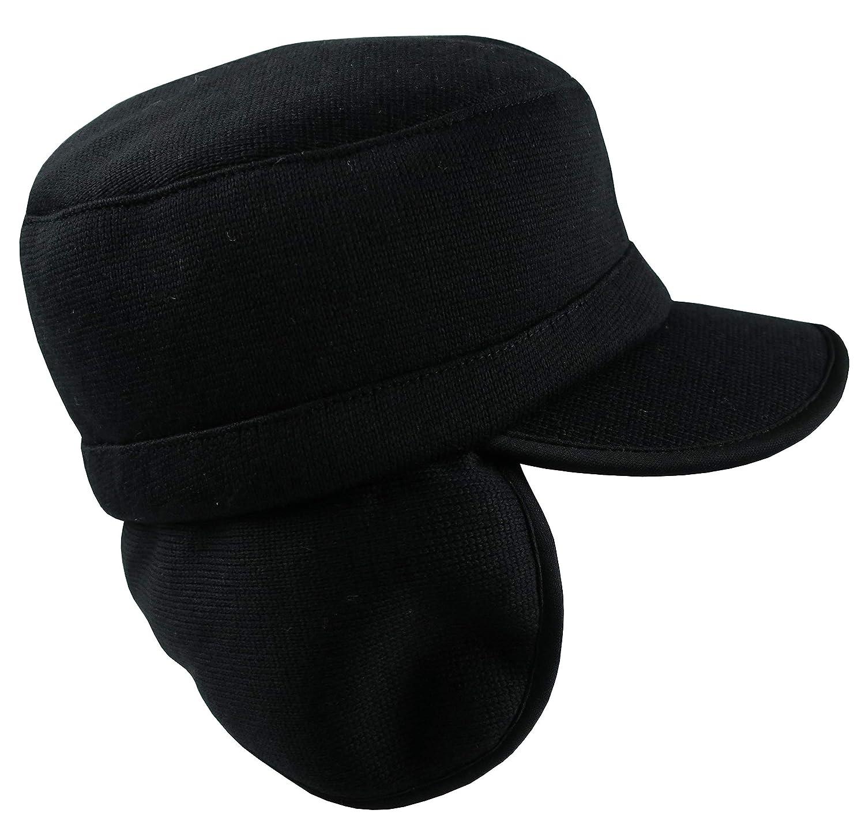 Amazon.com  N Ice Caps Winter Ballcap Fleece Lining and Full Ear Cover   Clothing b37ccf192c4