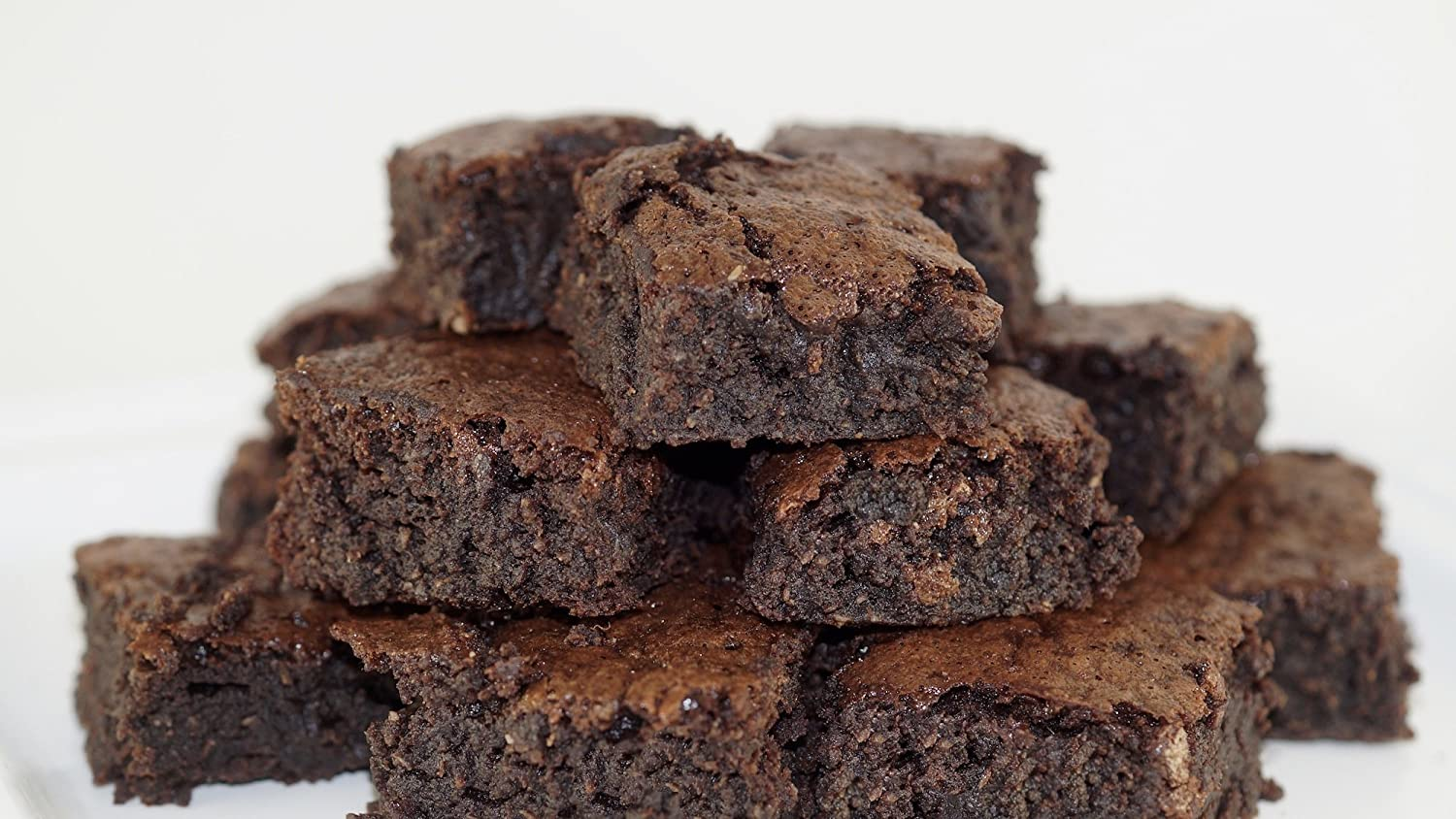Amazon.com : Diabetic Kitchen Gourmet Chocolate Brownie Mix Makes ...