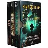 The TANNER Series - Books 4-6 (Tanner Box Set Book 2)