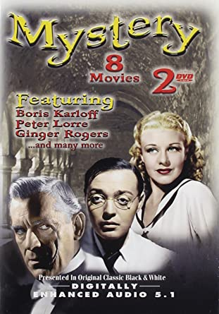 Amazon com: Mystery: Boris Karloff, Peter Lorre: Movies & TV