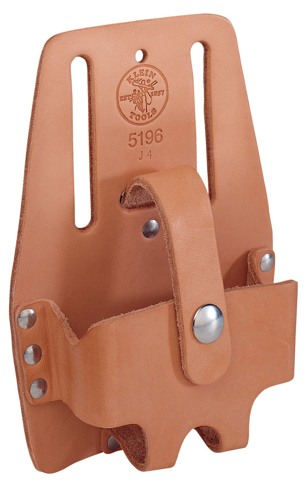 Klein Tools 5196 Leather Tape-Rule Holder, Large by Klein Tools (Image #1)