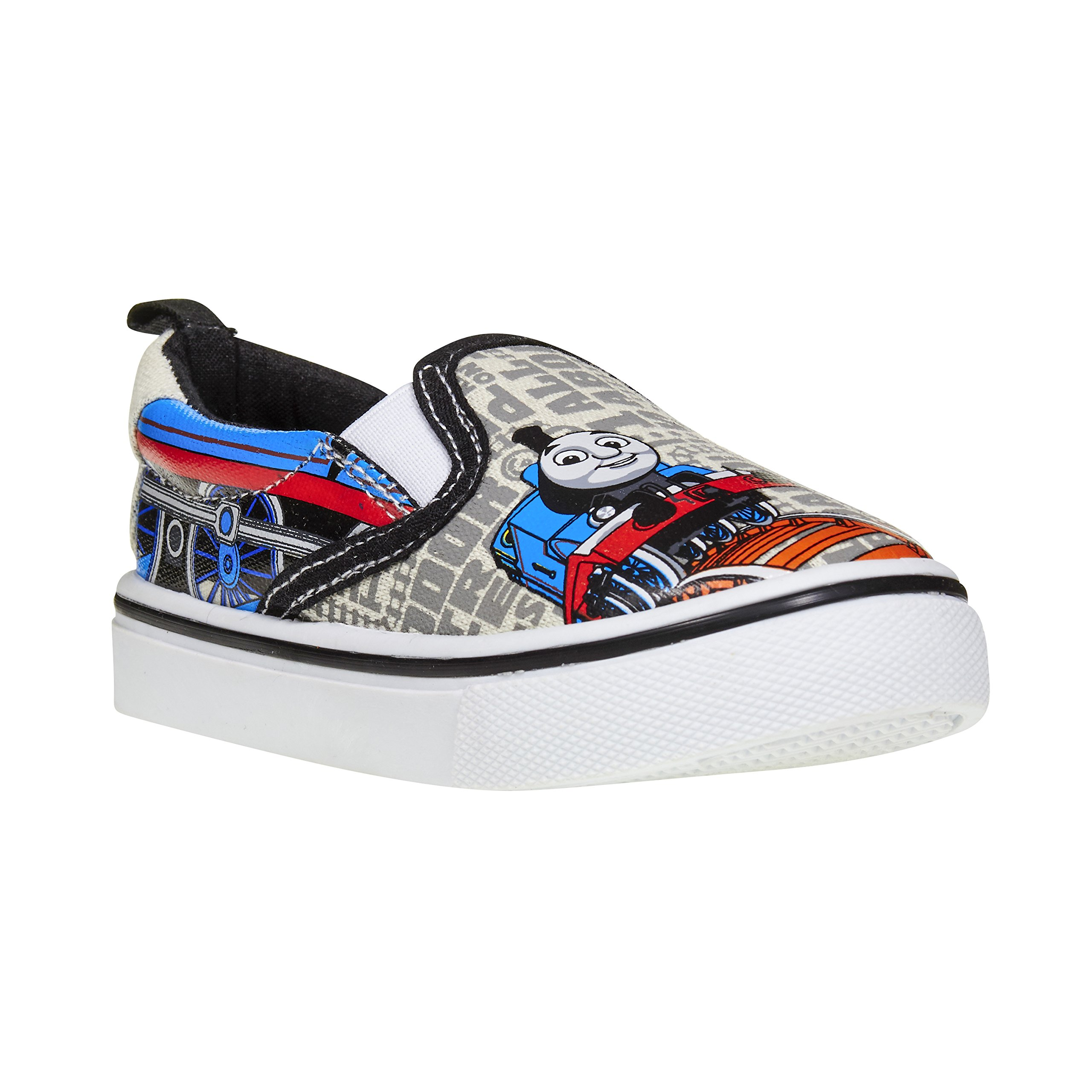 Thomas and Friends Toddler Boy Shoes; Slip-On Little Kids Character Shoes by Thomas & Friends (Image #3)