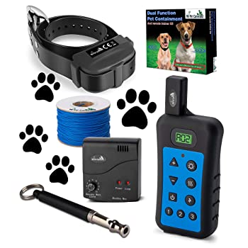 My Pet Command IPX7 Receiver Wireless Invisible Dog Fence