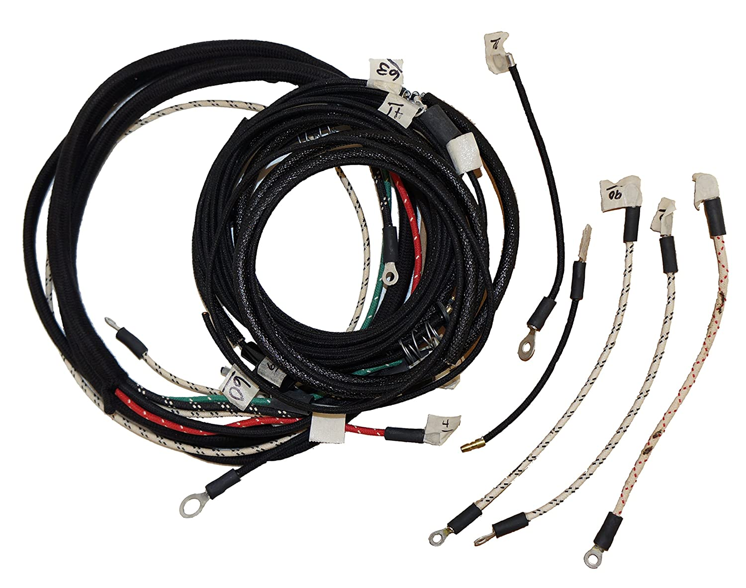 Amazon.com: DJS Tractor Parts / Allis Chalmers WD, WD45 gas - Complete Wiring  Harness - AC-331D: Industrial & Scientific