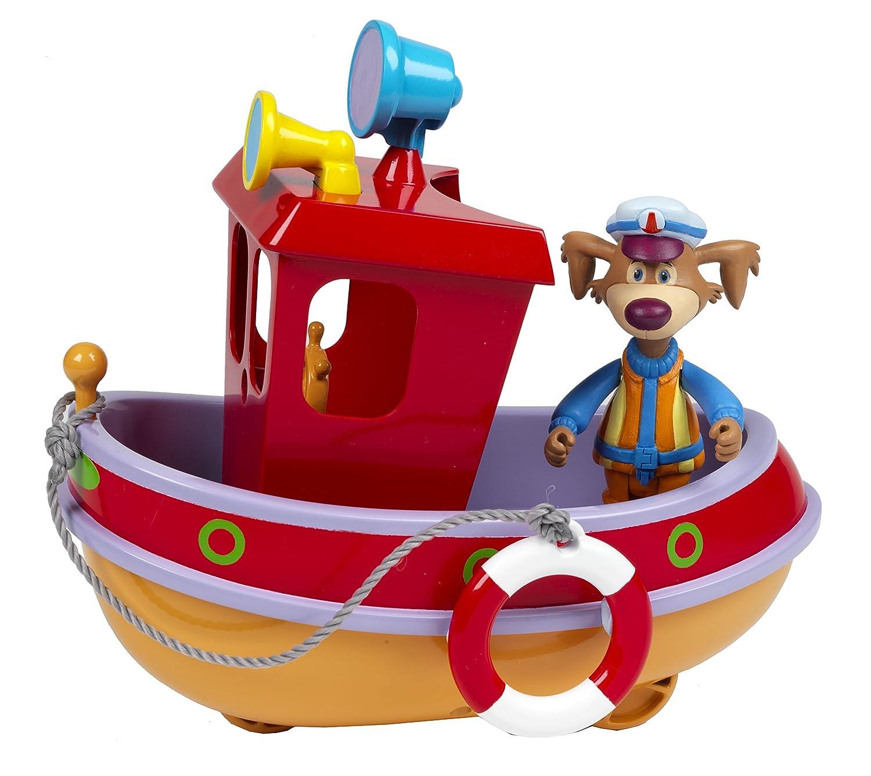Pip Ahoy! 10210 Skipper's Bucket Playset, Nylon/A John Adams Leisure Ltd