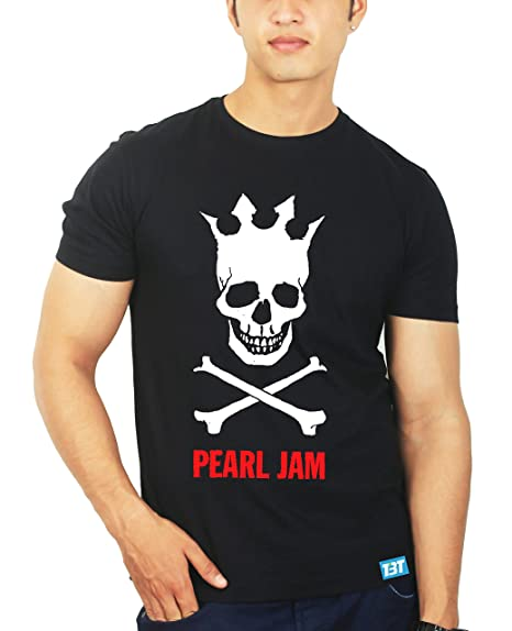 80063f05f The Banyan Tee Pearl Jam Tshirt - Band Tshirts: Amazon.in: Clothing ...