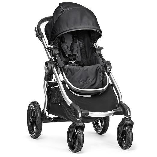 Baby Jogger City Select - Silla de paseo, color negro