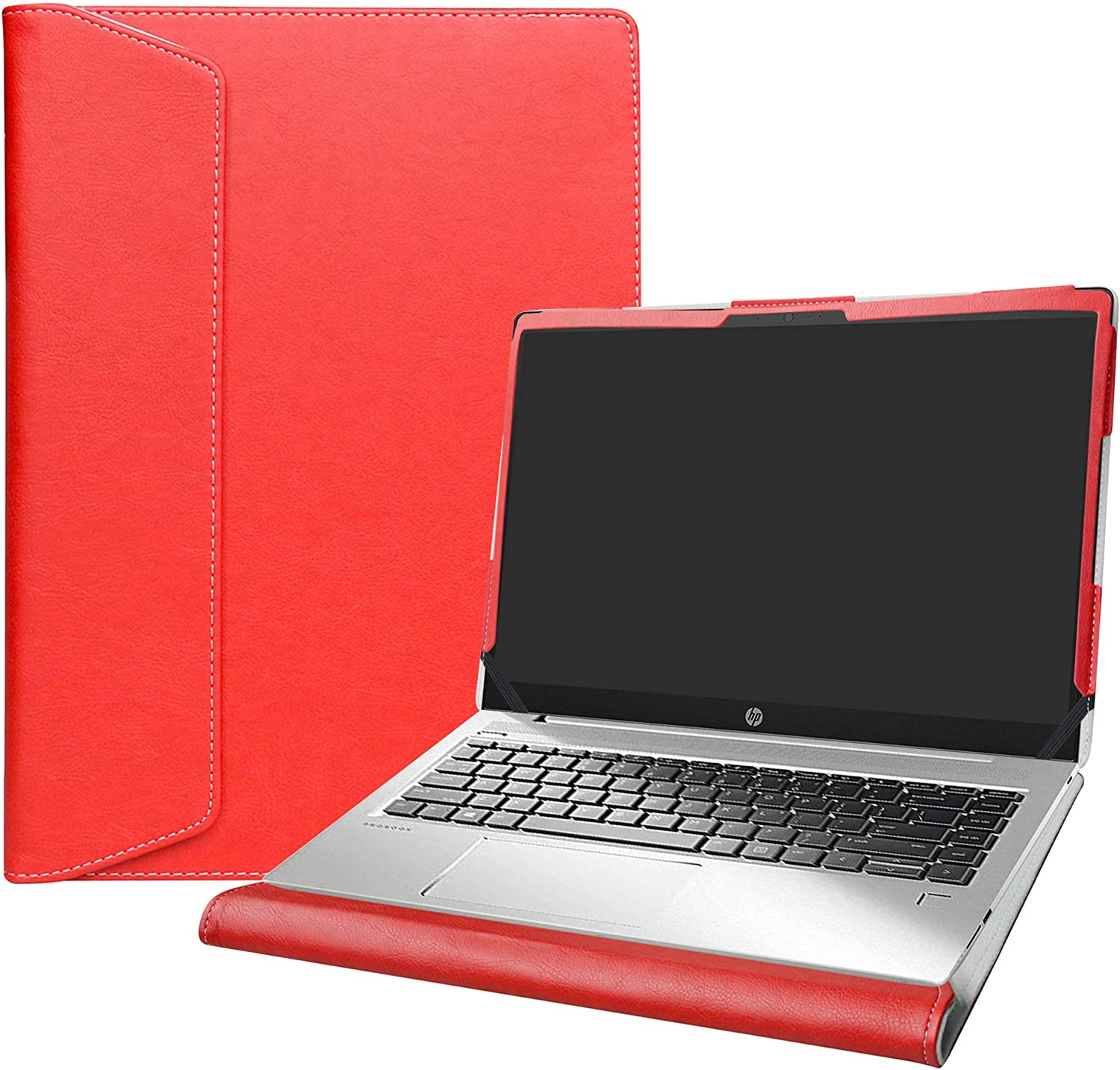 "Alapmk Protective Case Cover for 15.6"" HP Notebook 15 15-dwXXXX (15-DW0043DX 15-DW0030NR)/15-dyXXXX (15-DY1010NR 15-DY1023DX) Laptop[Note:Not fit 15-daXXXX/15-dbXXXX/15-bsXXX/15-bwXXX],Red"