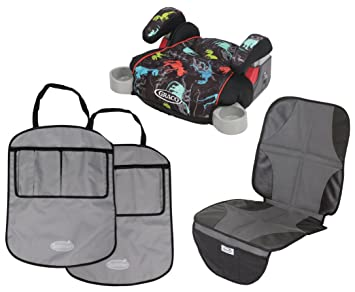 Amazon.com : Graco Backless TurboBooster Car Seat with Car Seat ...