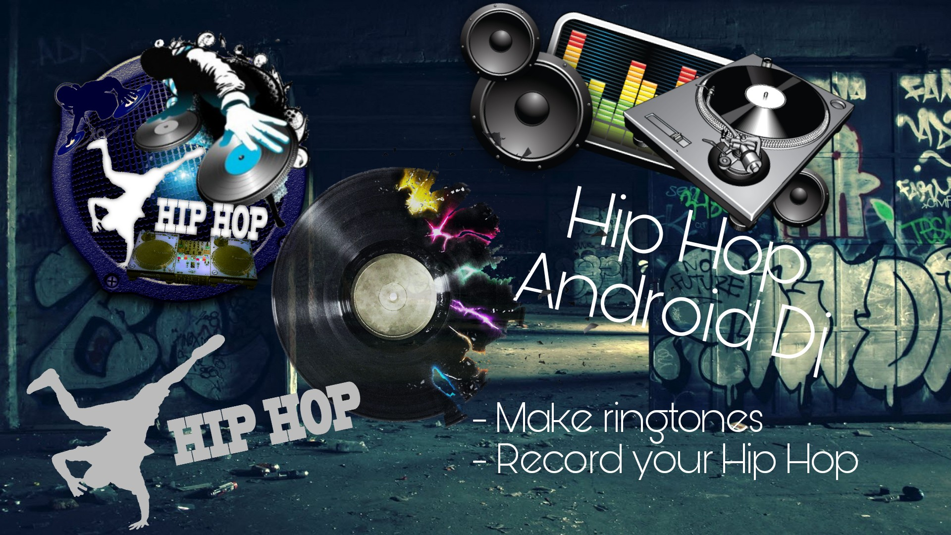 Hip Hop Dj Beat Maker: Amazon ca: Appstore for Android