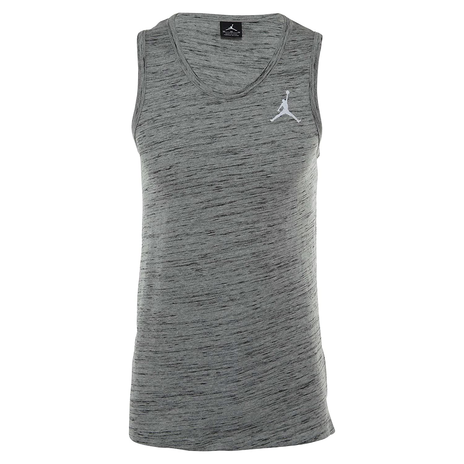 2fa93a1f9 Amazon.com: Jordan All Star Tank Top Heather Grey: Clothing