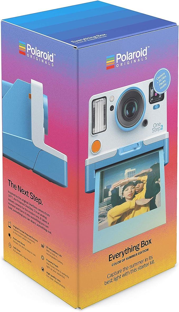 Polaroid Originals – Caja de Todo – Onestep 2 VF Summer Blue ...
