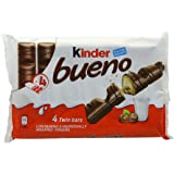 Kinder Bueno Classic Bar Multipack 4 x 43 g (Pack of 11)