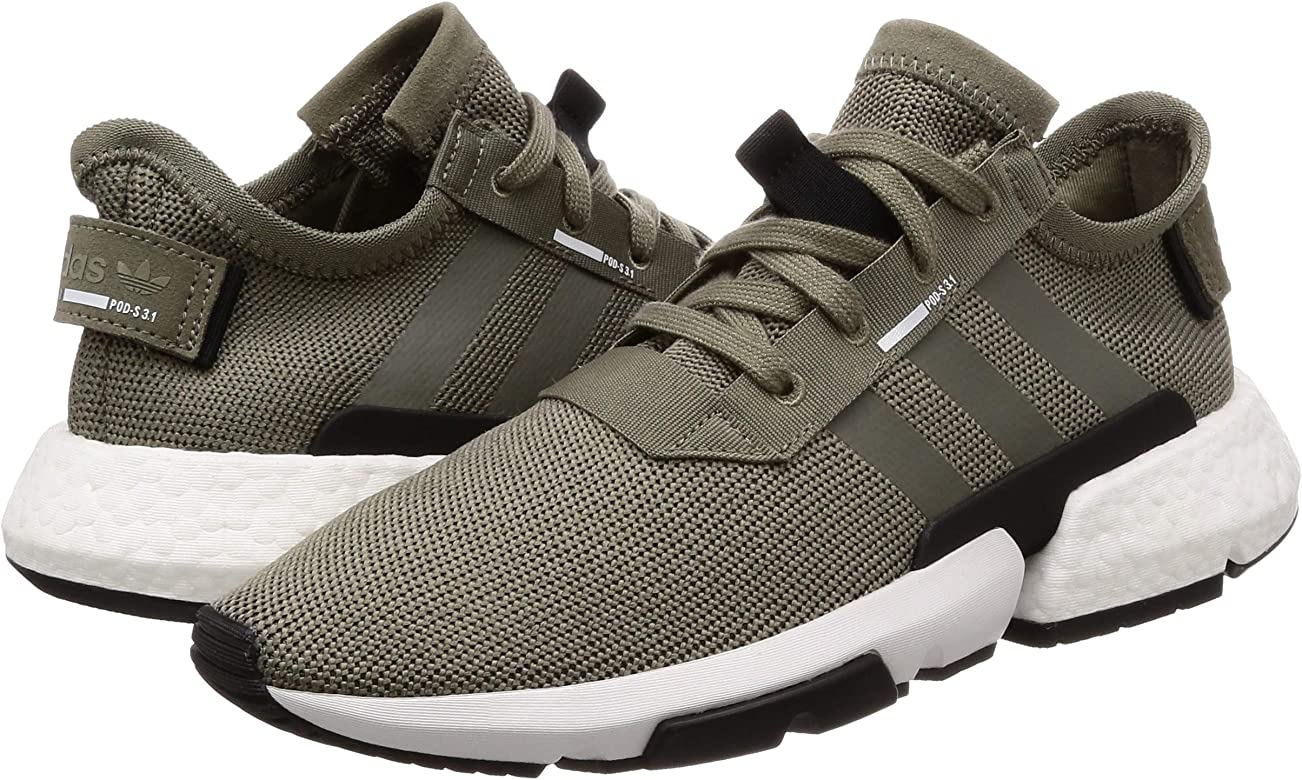 Mua adidas Originals Sneaker POD S3.1 B37369 Khaki, Oliv, 45