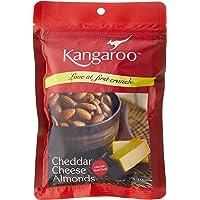 Kangaroo Cheddar Cheese Almond, 100 g
