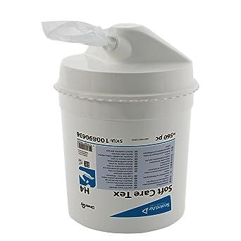Toallitas Impregnadas en Alcohol para Limpieza de Manos, 3.88Kg