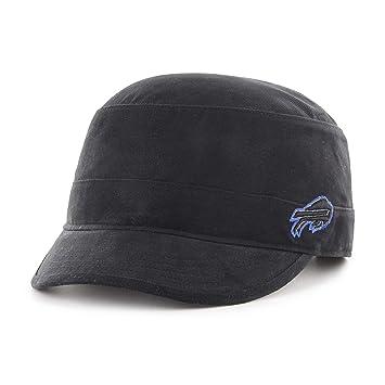 NFL Buffalo Bills Female Shipmate OTS Cadet Military-Style Adjustable Hat 677cafa49c