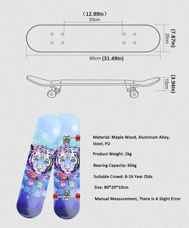byom.it Grist CC Kinder Skateboard Cruiser Komplettboard fr ...