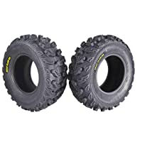 Kenda Bear Claw EX 26x10-12 Front ATV 6 PLY Tires Bearclaw 26x10x12-2 Pack