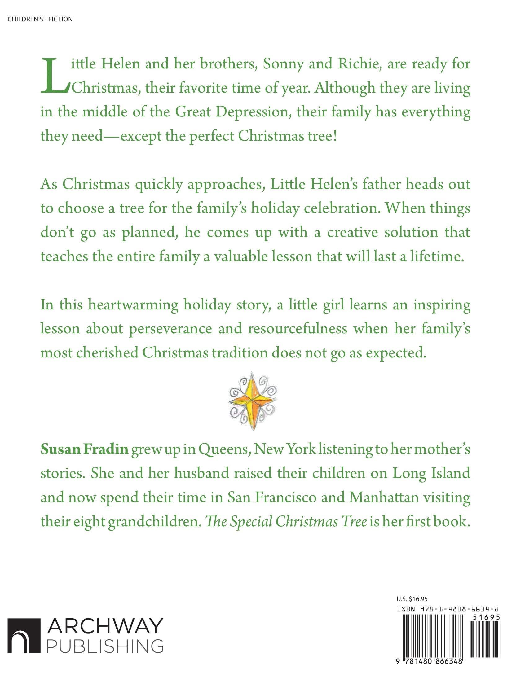 The Special Christmas Tree: Susan Fradin, Linda Wildey Finkelstein ...