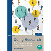 Doing research: The Hows and Whys of Applied Research (English Edition)