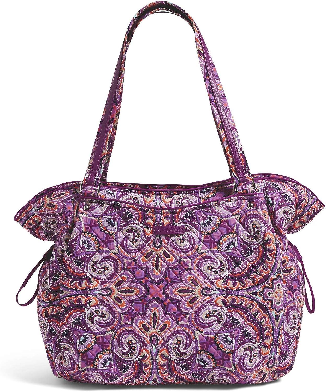 Vera Bradley Signature Cotton Glenna Tote Bag