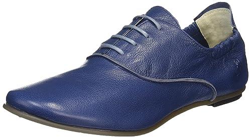 Faru973Fly, Bailarinas para Mujer, Azul (Blue 007), 38 EU FLY London