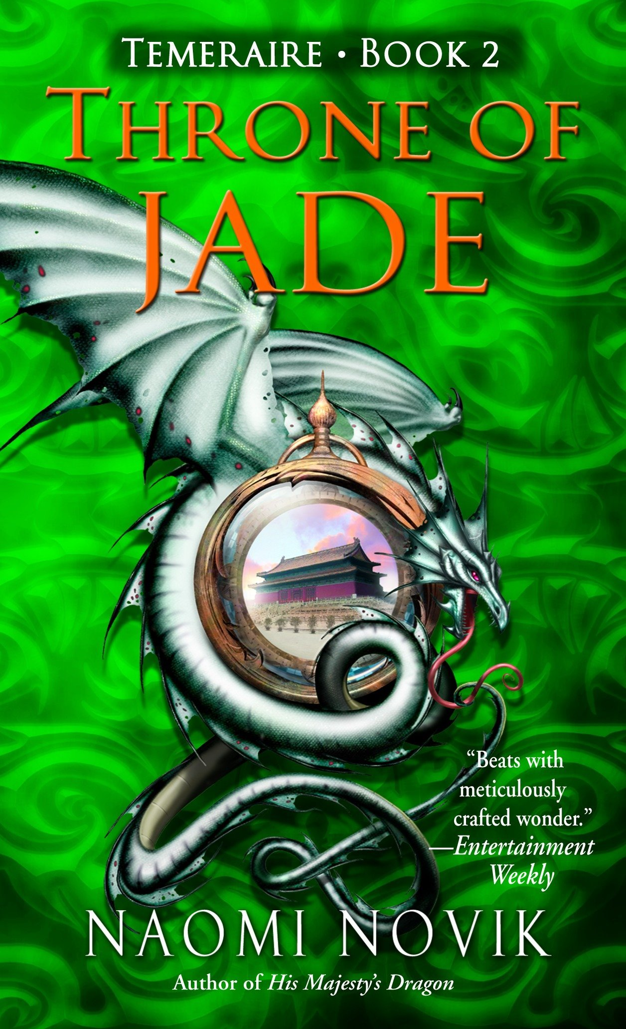 Image result for Throne of Jade by Naomi Novik