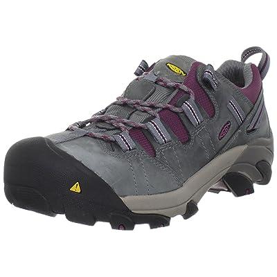KEEN Utility Women's Detroit Low Steel Toe Work Shoe: Shoes