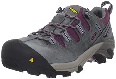 Keen Utility Detroit Low Wmns Steel Toe