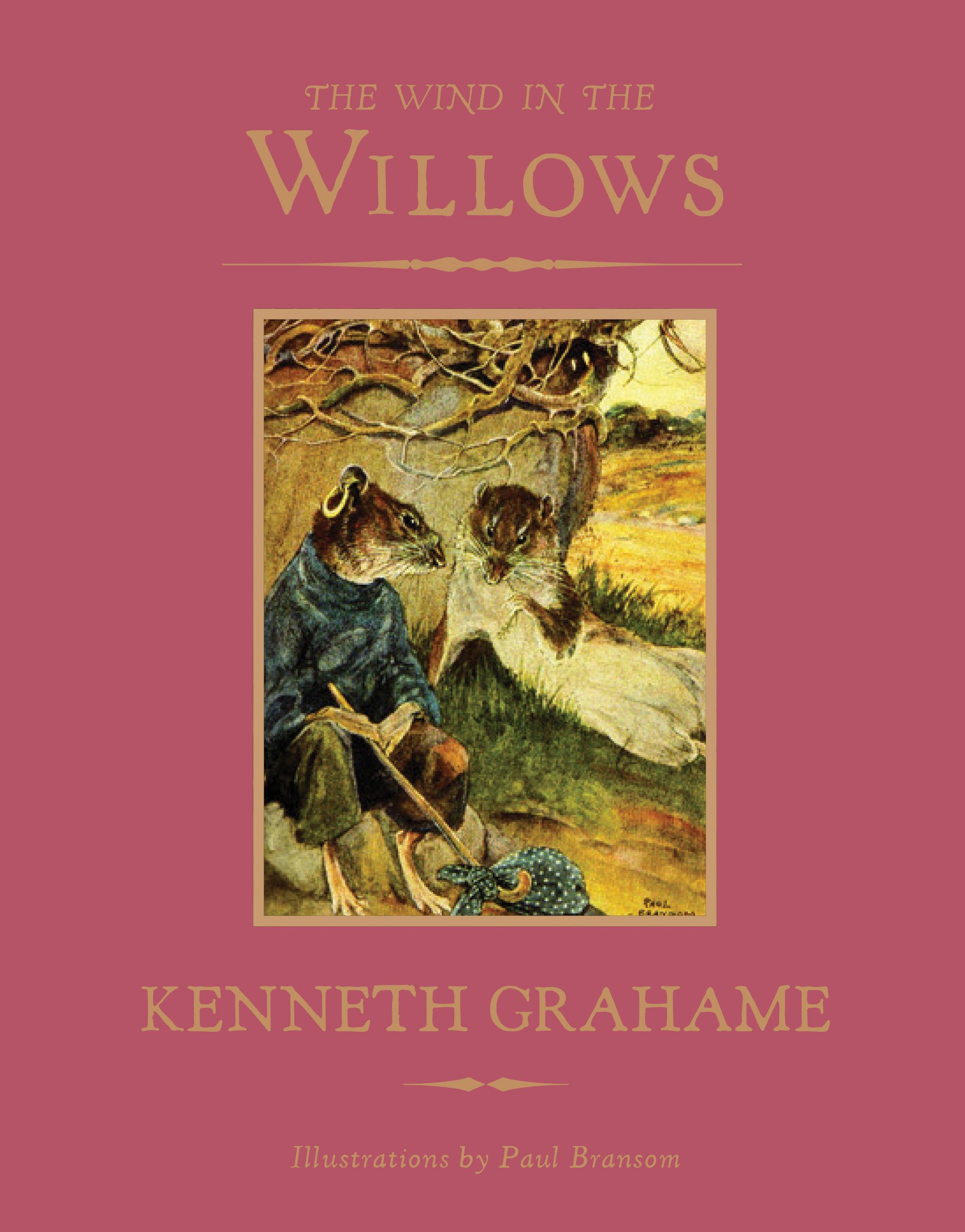 The Wind in the Willows (Knickerbocker Children's Classics)