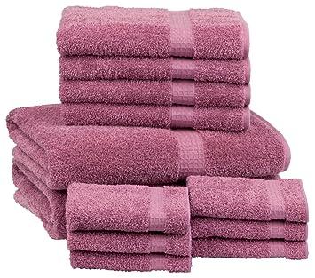 Cambridge Serviette Contessa Service de serviette de bain 12 pièces ...