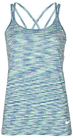44c32dd3d2b33 NIKE Women's Dri-Fit Knit Running Tank Top at Amazon Women's ...