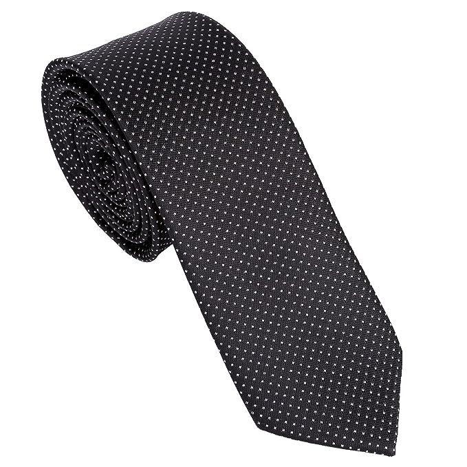 1a50268e9b5b Faleto elegante Herren schmale Krawatte 5cm Krawatten Schlips Slim ...