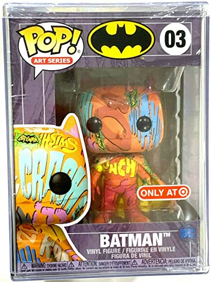 Funko POP Batman artiste série exclusive PRE-COMMANDE
