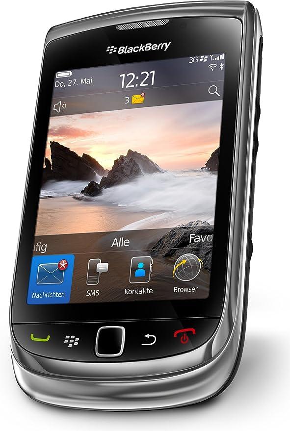 Blackberry Torch 9800 Smartphone 3 2 Zoll Schwarz Elektronik
