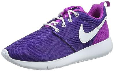 premium selection 9edd9 fda45 Nike Roshe One (GS), Baskets Basses Mixte Enfant, Violet (506 Court