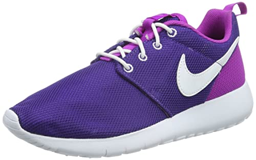 new concept e01ae 30b71 Nike Roshe One (Gs), Unisex Kids' Low-Top Sneakers Purple