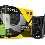 Zotac GeForce GTX 1050 Ti OC Grafikkarte (NVIDIA GTX 1050 Ti, 4GB DDR5, 128bit, Base-Takt 1392 MHz / Boost-Takt 1506 MHz, 7 GHz)