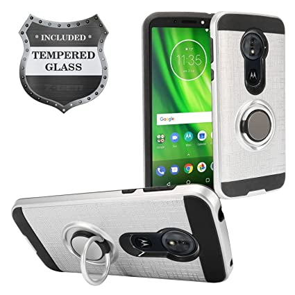 Amazon.com: Para Motorola Moto G6 Play, Moto G6 Forge XT1922 ...