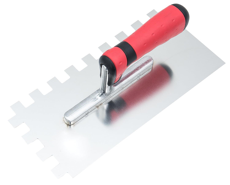 2-Komponentengriff Connex COX781231 Zahngl/ättekelle 130 x 280 mm Zahnung 15 x 15 mm vorn rechts